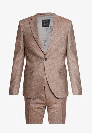 CRANBROOK SUIT - Kostym - light brown