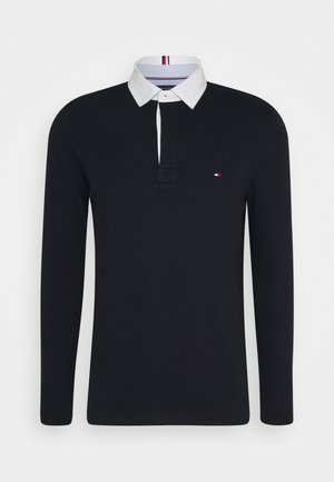 ICONIC RUGBY - Polo shirt - blue
