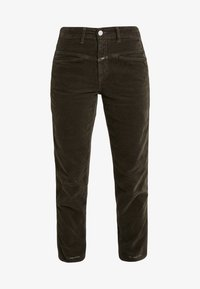 CLOSED - PEDAL PUSHER - Jeans Relaxed Fit - sea tangle - 5