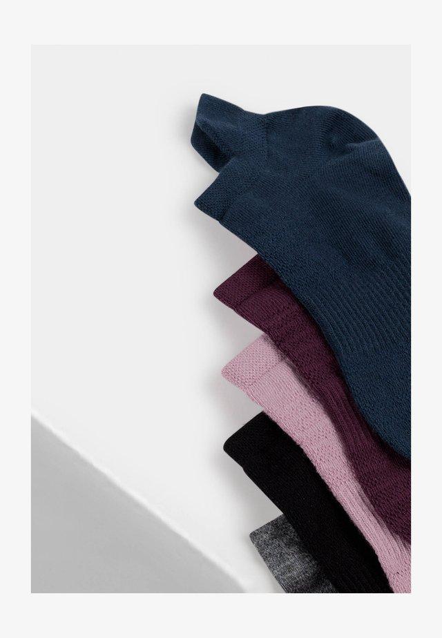 5 PAIRS  - Chaussettes de sport - dark blue