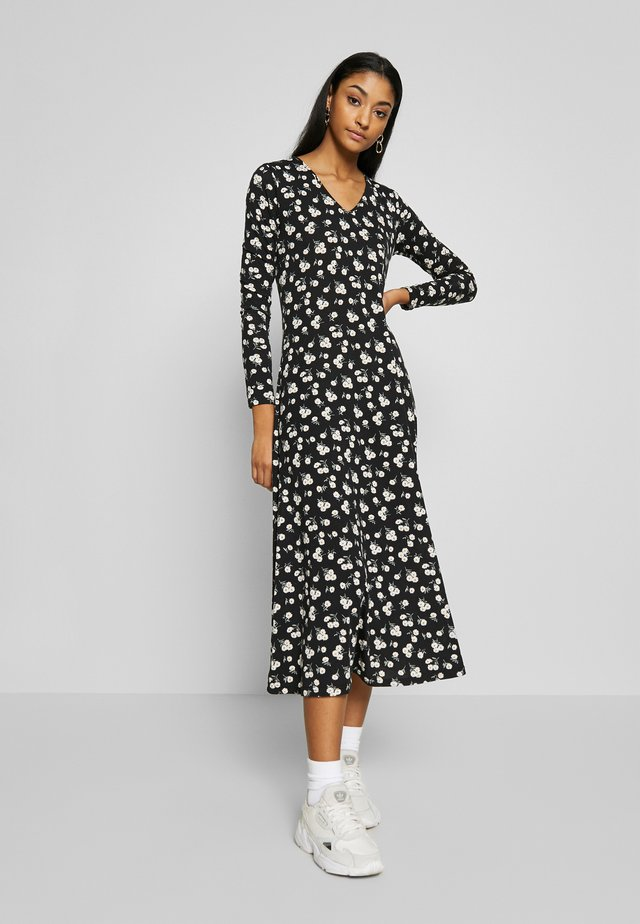 POMIA - Denní šaty - black