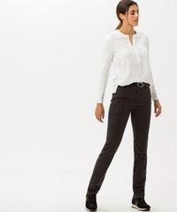 BRAX - STYLE MARY - Pantalon classique - grey - 1
