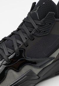 Jordan - ZOOM '92 - Zapatillas altas - black - 5