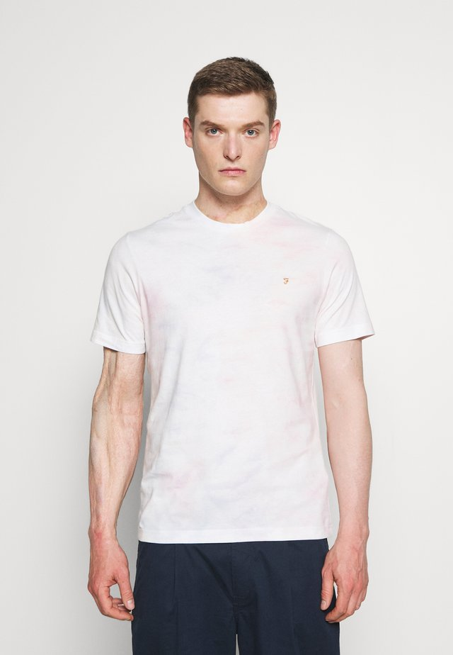 CLEARWATER TEE - T-shirt con stampa - cool pink