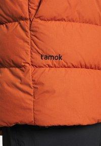 Norrøna - TAMOK JACKET - Ski jacket - orange - 5