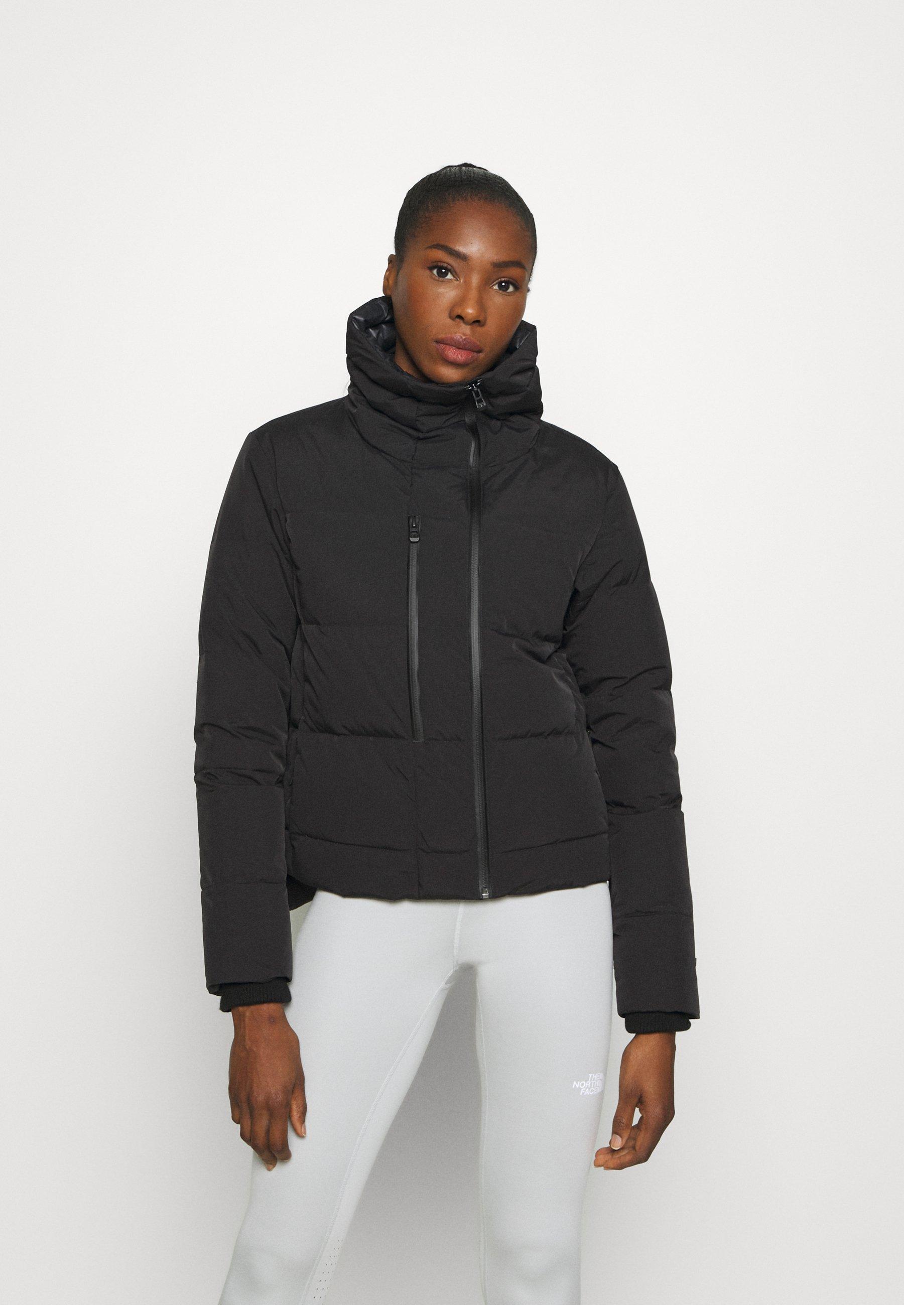 BELOVED JACKET Gewatteerde jas black