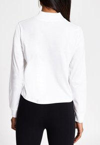 River Island Petite - Long sleeved top - white - 2