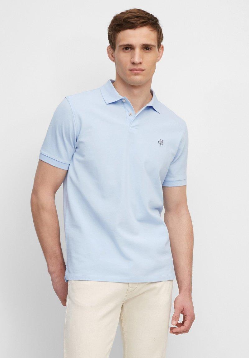 Marc O'Polo - Polo shirt - airblue