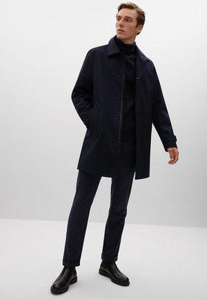 LISBOA - Trousers - dunkles marineblau