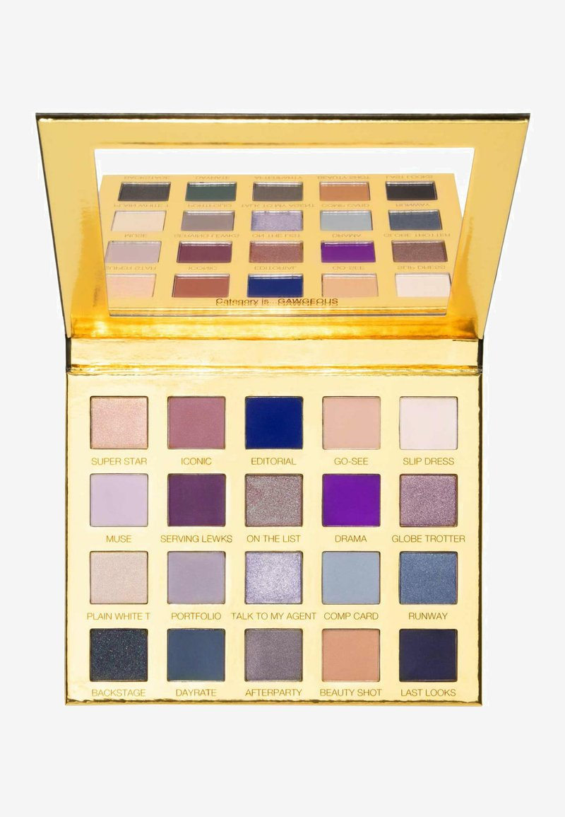 scott barnes - GLAMAZON PALETTE - Eyeshadow palette - -