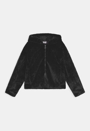 SAMANTHA HOODED - Winter jacket - black