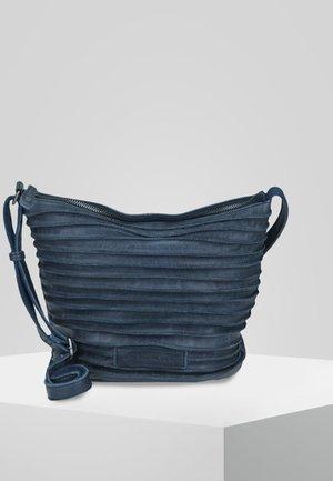 RIFFELINCHEN - Torba na ramię - dark blue