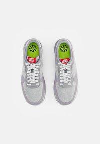 Nike Sportswear - AF1 CRATER - Zapatillas - wolf grey/white-pure platinum-gym red - 3
