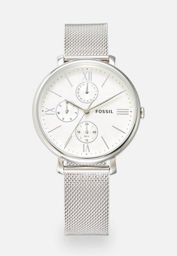 Montre - silver-coloured