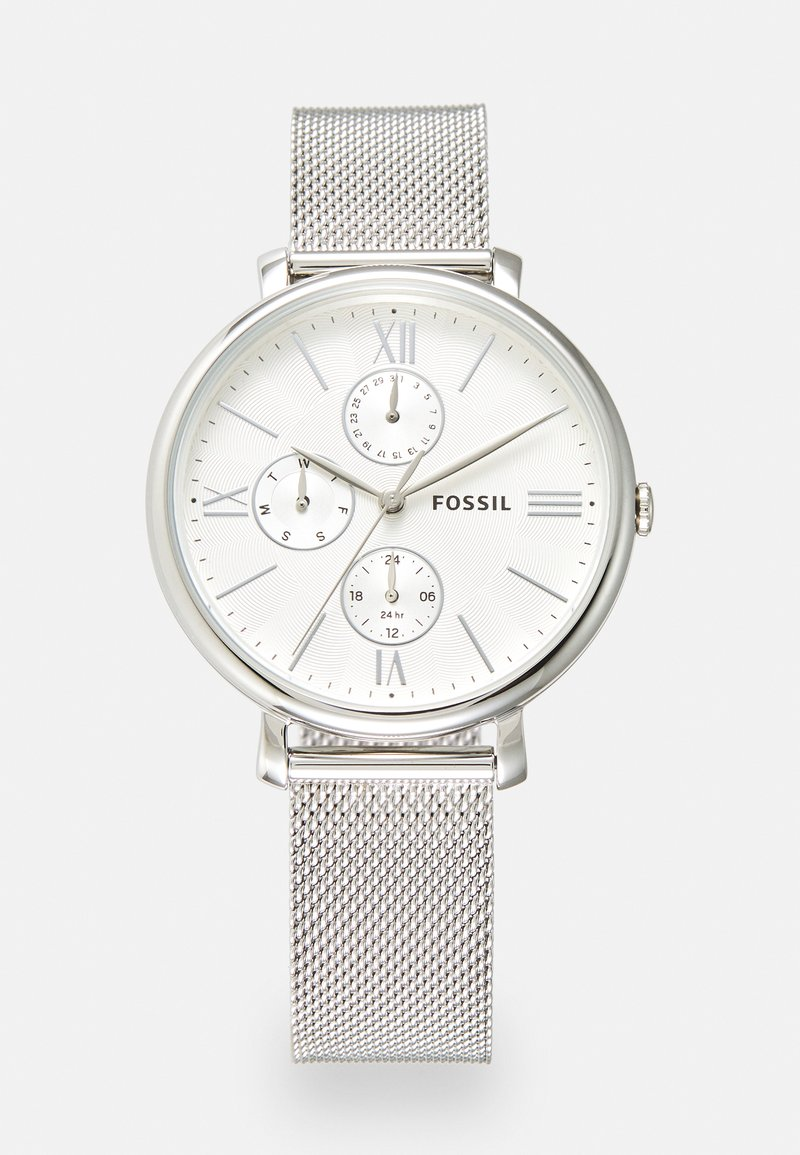 Fossil - Watch - silver-coloured