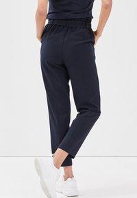 Cache Cache - Pantalon classique - bleu marine - 2