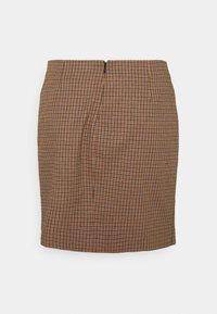 LIU JO - ABITO ALL IN ONE 2-IN-1 - Button-down blouse - natural/fuxia - 4
