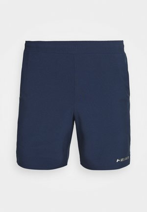 PERF SHORTS - Sportovní kraťasy - dress blue
