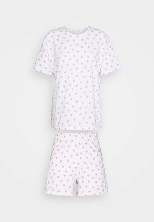 ONLHAILEY NIGHTWEAR - Pyjamas - white
