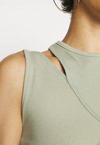 Missguided Tall - DRESS - Maxi dress - sage - 5