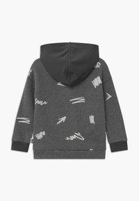 Sanetta - PURE KIDS UNISEX - Hoodie - dark grey - 1