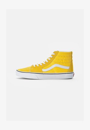 SK8-HI - High-top trainers - cyber yellow/true white