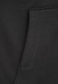 Herschel - Zip-up hoodie - black/white - 2