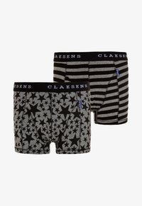 Claesen's - BOYS 2 PACK - Pants - grey - 0