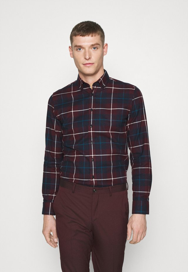 NEW - Camisa - bordeaux