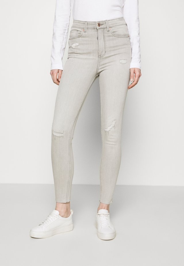 IVY - Skinny džíny - grey denim