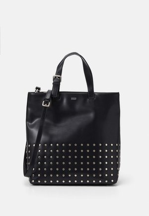 BAR - Tote bag - black