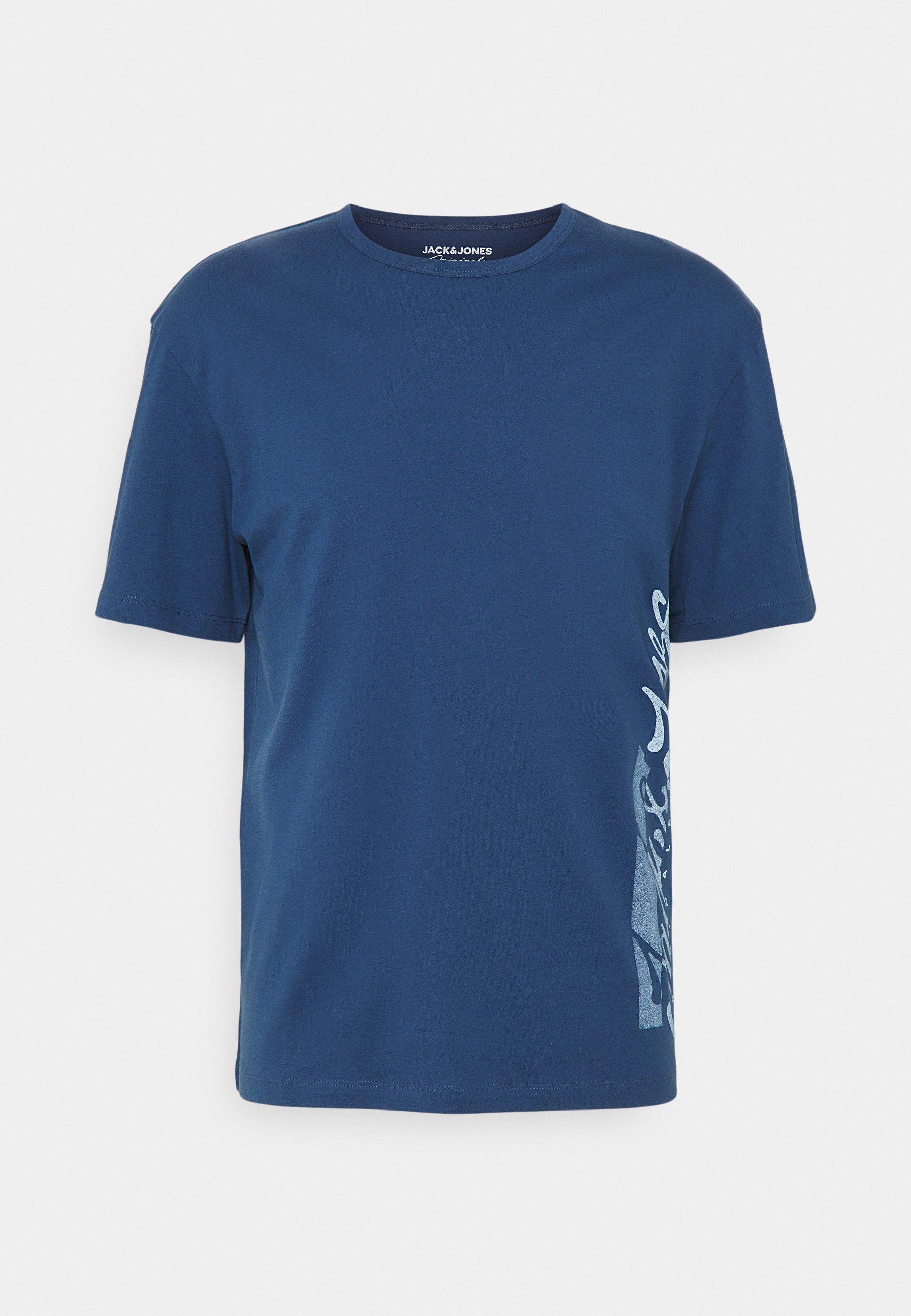 Men JORSUNNY PLACE TEE CREW NECK - Print T-shirt