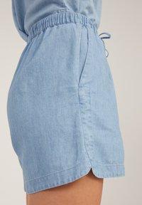 ARMEDANGELS - Denim shorts - foggy blue - 3