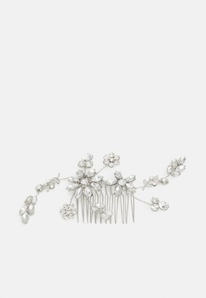 ALUMUNA - Hair Styling Accessory - silver-coloured/clear