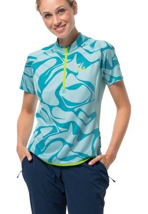 T-Shirt print - powder blue all over