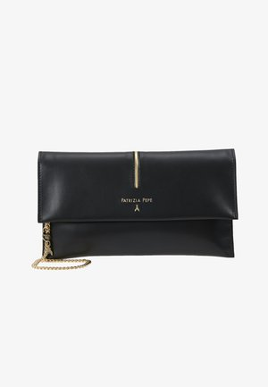 POCHETTE PIPING - Clutches - nero