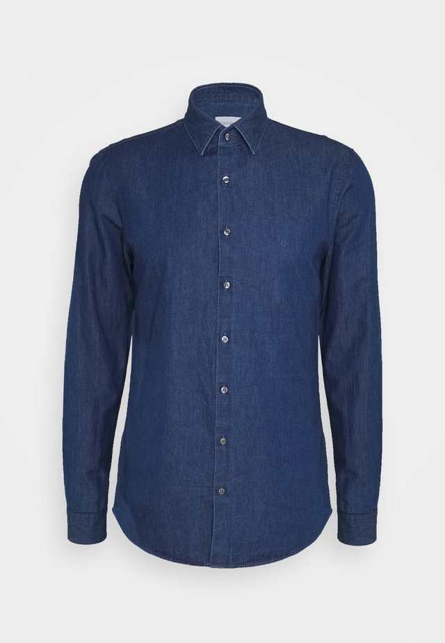 SLIM  - Skjorte - blue