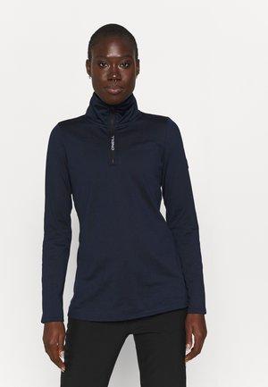 CLIME - Fleece jumper - ink blue