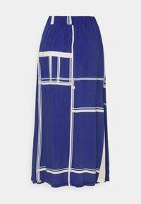 Libertine-Libertine - BOX - A-line skirt - limouges blue - 4