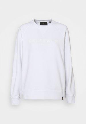 ENGLAND RAGLAN - Sweatshirt - white