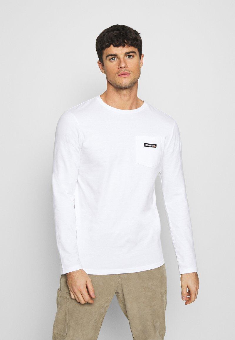 Ellesse - VETIO - Long sleeved top - white