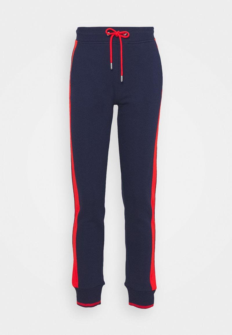 GANT - PANTS - Pantalon de survêtement - classic blue