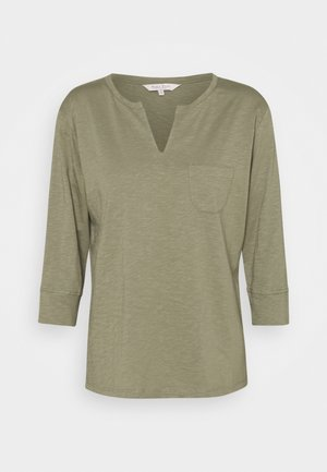KESSIEPW - Long sleeved top - green