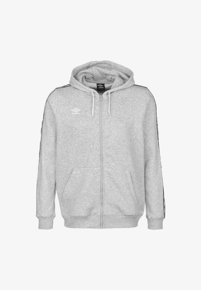 Umbro - Zip-up hoodie - grey marl