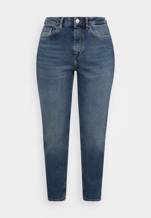 ONLVENEDA LIFE MOM  - Relaxed fit jeans - dark blue