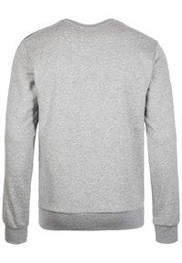 adidas Performance - Essentials 3-Stripes Sweatshirt - Mikina - grey - 1