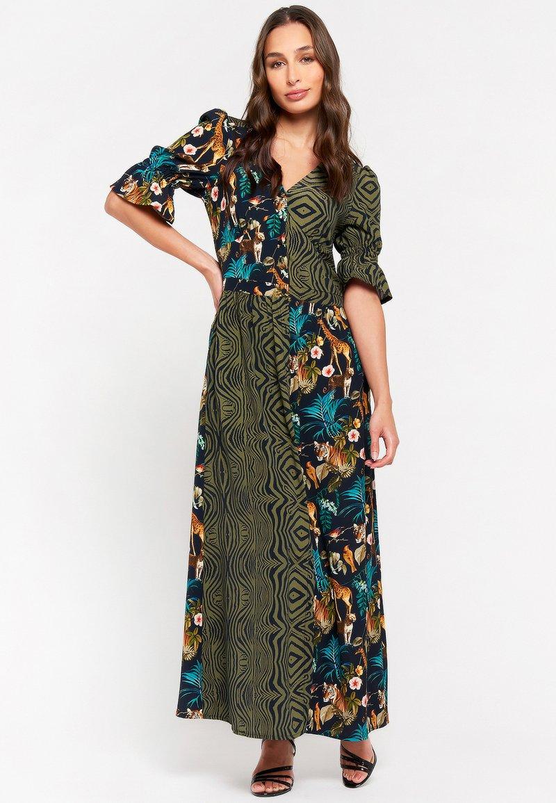 LolaLiza - AN LEMMENS - Maxi dress - khaki
