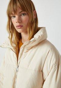 PULL&BEAR - Winter jacket - beige - 3
