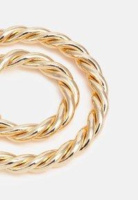 ALDO - ADERIMA 2 PACK - Earrings - gold-coloured - 2