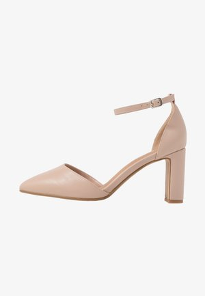 JEANNE CLOSED TOE HEEL - Klassiske pumps - pale taupe